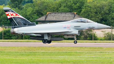 ZK343 - Eurofighter Typhoon FGR.4 - United Kingdom - Royal Air Force (RAF)