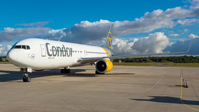 A picture of DABUS - Boeing 76738E(ER) - Condor - © Fabian Luehrs