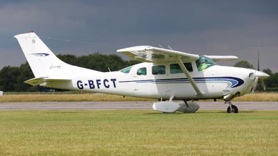 A picture of GBFCT - Cessna TU206F - [U20603202] - © ian simpson