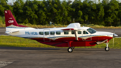 PR-VCB - Cessna 208B Grand Caravan - Cleiton Taxi Aéreo