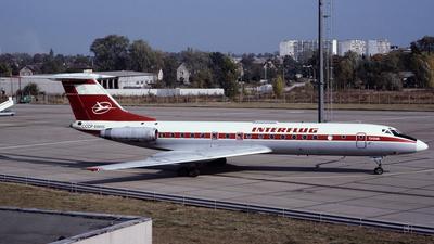 CCCP-65615 - Tupolev Tu-134A - Interflug