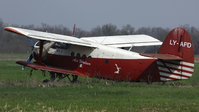 LY-AFD - PZL-Mielec An-2R - Air Walser