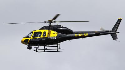 A picture of GNLSE - Aerospatiale AS355 F2 Ecureuil 2 -  - © Ian Howat