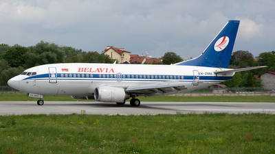 EW-251PA - Boeing 737-5Q8 - Belavia Belarusian Airlines