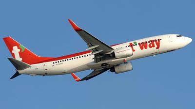 HL8095 - Boeing 737-8Q8 - T'Way Air