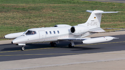 D-CJPG - Gates Learjet 35A - Quick Air Jet Charter
