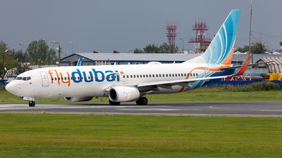 A6-FDQ - Boeing 737-8KN - flydubai