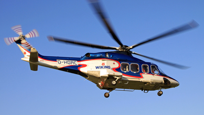 D-HOAC - Agusta-Westland AW-139 - Wiking Helikopter Service