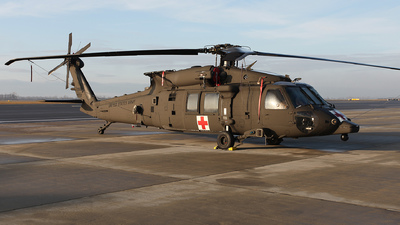 16-20865 - Sikorsky HH-60M Blackhawk - United States - US Army