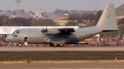 401 - Lockheed C-130B Hercules - South Africa - Air Force