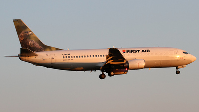 C-FFNE - Boeing 737-406(C) - First Air