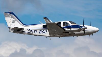 TI-BGU - Beechcraft 58P Baron - Private