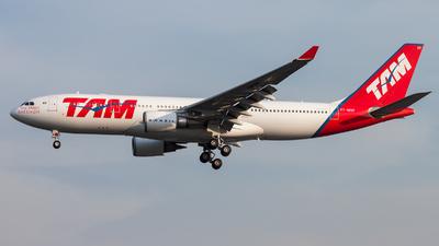 PT-MVF - Airbus A330-203 - TAM Linhas Aéreas