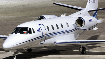 D-CAWO - Cessna 560XL Citation XLS+ - Aerowest Flugcharter