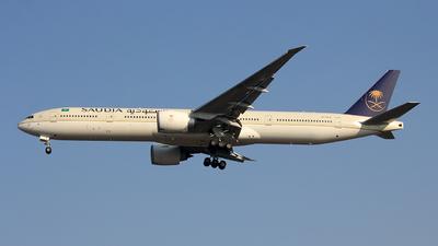 HZ-AK32 - Boeing 777-3FGER - Saudi Arabian Airlines