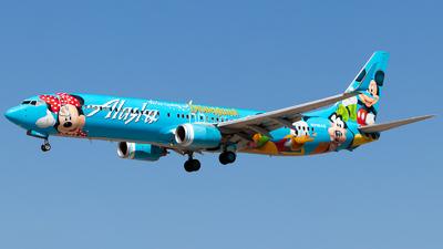 N318AS - Boeing 737-990 - Alaska Airlines