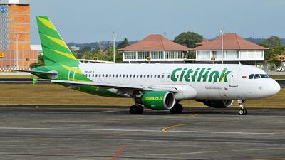 PK-GLN - Airbus A320-214 - Citilink