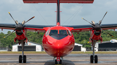 VP-FBQ - De Havilland Canada DHC-7-110 Dash 7 - British Antarctic Survey