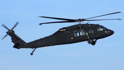 1303 - Sikorsky S-70i Blackhawk - Poland - Air Force