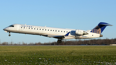 N164GJ - Bombardier CRJ-702 - United Express (GoJet Airlines)