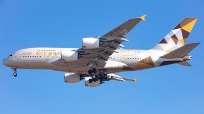 A6-APA - Airbus A380-861 - Etihad Airways