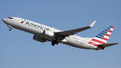 N301NW - Boeing 737-823 - American Airlines