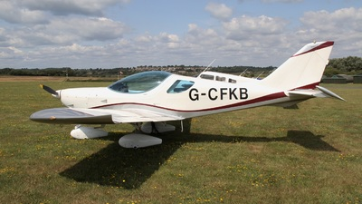 G-CFKB - CZAW SportCruiser - Private