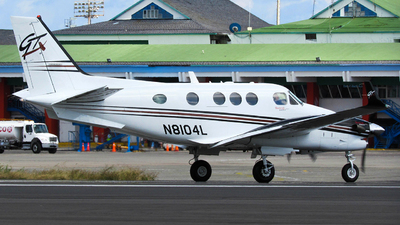 N8104L - Beechcraft C90GTi King Air - Private