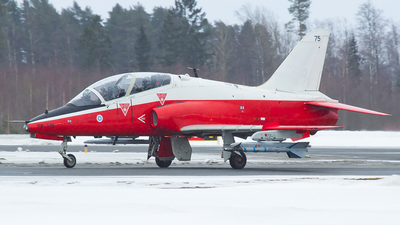HW-375 - British Aerospace Hawk Mk.66 - Finland - Air Force