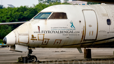 S2-AEL - Bombardier Dash 8-102A - Royal Bengal Airline