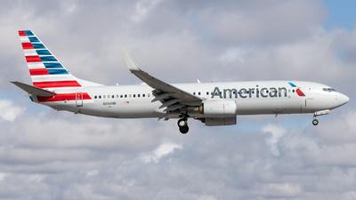 A picture of N884NN - Boeing 737823 - American Airlines - © Felipe Garcia