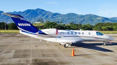 N950RG - Cessna 525C CitationJet 4 - Private