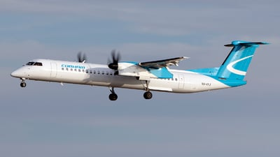 VH-IYJ - Bombardier Dash 8-Q402 - Cobham Aviation Services Australia
