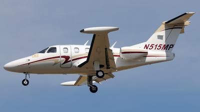 N515MP - Eclipse 500 - Private