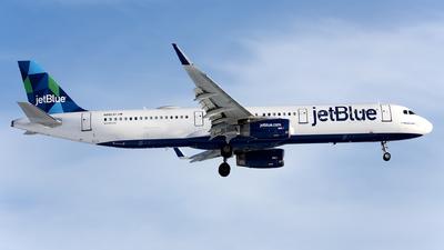 A picture of N961JT - Airbus A321231 - JetBlue Airways - © OCFLT_OMGcat