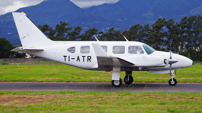 TI-ATR - Piper PA-31-350 Chieftain - Private