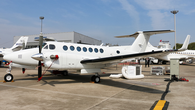 N136KF - Beechcraft B300 King Air - Textron Aviation