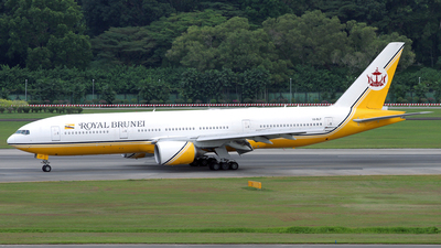 V8-BLF - Boeing 777-212(ER) - Royal Brunei Airlines