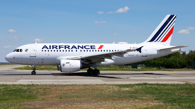 F-GRXK - Airbus A319-111 - Air France