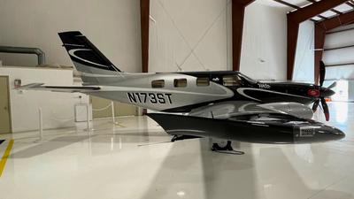 N173ST - Piper PA-46-M600 SLS - Private