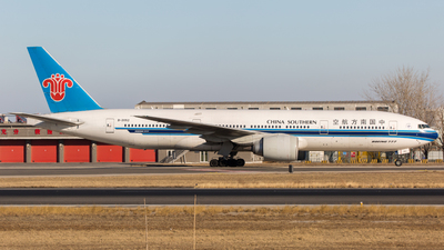 B-2052 - Boeing 777-21B - China Southern Airlines