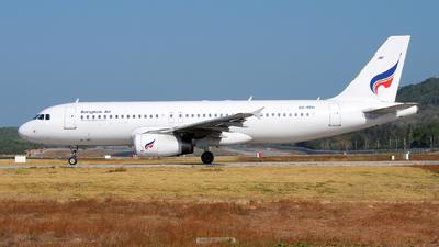HS-PPH - Airbus A320-232 - Bangkok Airways