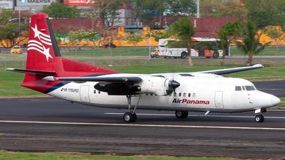 HP-1793PST - Fokker 50 - Air Panama