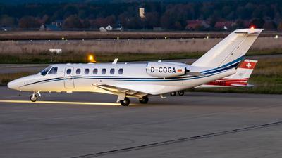 D-COGA - Cessna 525 Citationjet CJ3 - Excellent Air