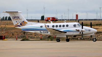 G-XVIP - Beechcraft 200 Super King Air - Capital Aviation