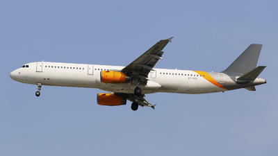 LY-VEA - Airbus A321-231 - Avion Express
