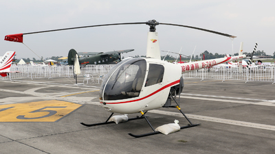 B-7410 - Robinson R22 Beta II - Sichuan Tuofeng General Avation Co.LTD