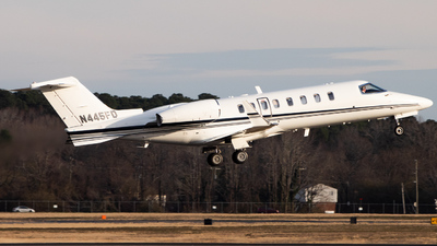 N445FD - Bombardier Learjet 45XR - Private