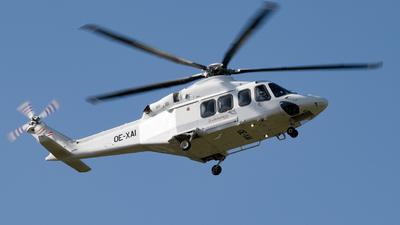 OE-XAI - Agusta-Westland AW-139 - Agusta-Westland