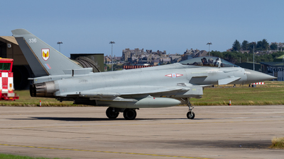 ZK336 - Eurofighter Typhoon FGR.4 - United Kingdom - Royal Air Force (RAF)